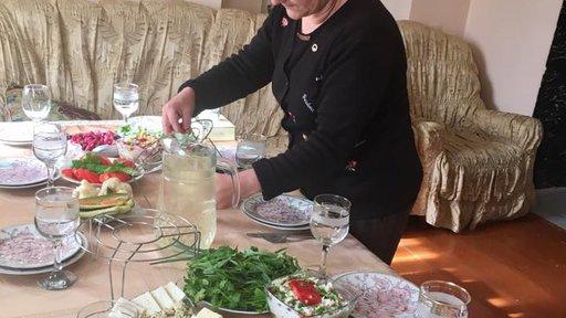 My host mum