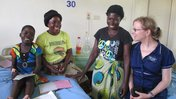 Finding 'The Warm Heart of Africa' in a Malawian hospital
