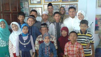 Idul Fitri at Tulung Agung