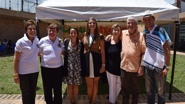 RPCVs and CII6 TEFL Volunteers at Maureen Orth Foundation