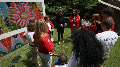 Hailey has served with City Year Tulsa since 2015.