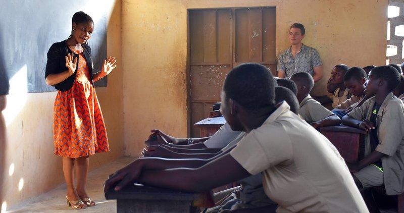 Tatiana, PC Benin 2