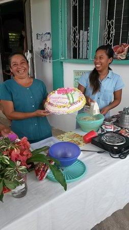 incaparina cake