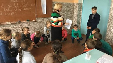 art of teaching, moldova