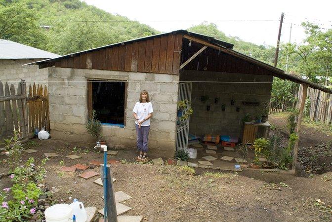 Nicaragua house