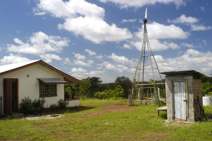 Guyana house