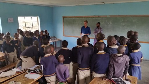 WA Lesotho