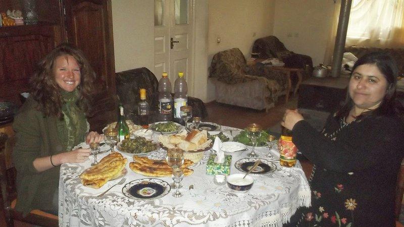 Meghan McGinty Armenia family
