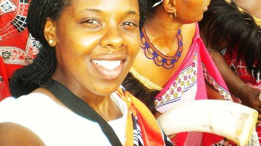 Ashley Butterfield Swaziland