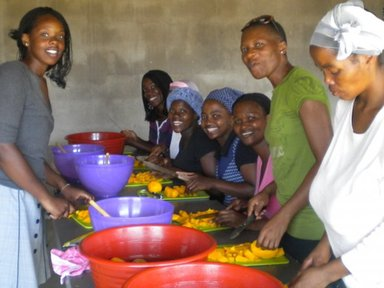 Ashley Butterfield served as a Peace Corps Volunteer in Swaziland.