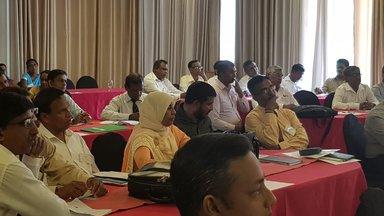 School Principals Meeting held at Badulla