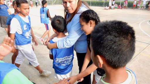 Ever want to become a basketball coach?  Join Peace Corps!