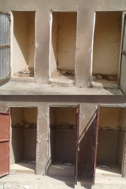 Laura Latrine - Before and after (rehabilitated) latrines.jpg