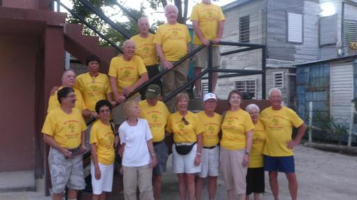 Bill Plitt was a Peace Corps Volunteer in Belize from 1964-66.