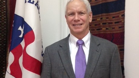 C. Howard Williams, Country Director for Peace Corps Thailand