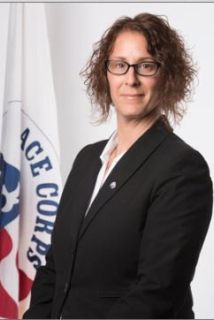 Melanie Emerson, Country Director for Peace Corps Belize