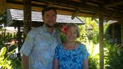 Peace Corps Director Carrie Hessler-Radelet returns to Samoa