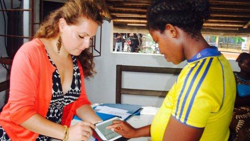Carly Mailly malaria survey