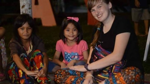 Carrie Harvey is a third-year Peace Corps Volunteer in the Philippines.