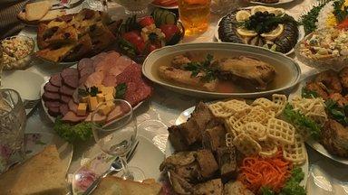 A traditional Moldovan masa