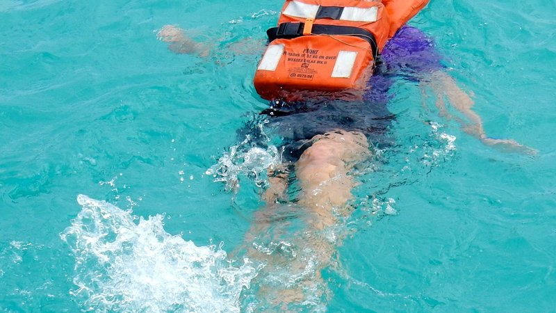 Group 80 Water Safety Training (Sepember, 2015)