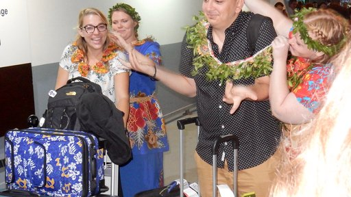 A Peace Corps/Tonga welcome