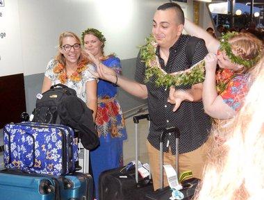 A Peace Corps/Tonga welcome