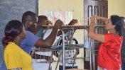 Student Help to Weight Bridge