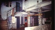 The home he lived in Sri Lanka