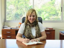 Diane Carazas, Country Director for Peace Corps Panama