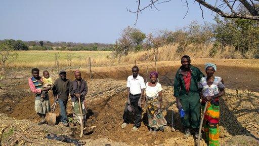 Zambia Fish famers