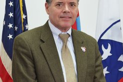 Gene Nixon, Country Director for Peace Corps Mongolia