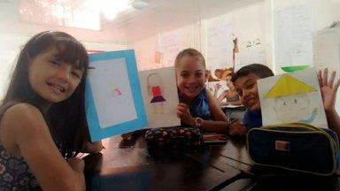 JumpStart students with art.jpg