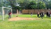 Grassroot Soccer activity