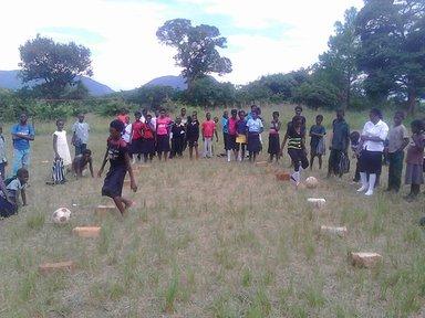 Grassroot Soccer, Zambia