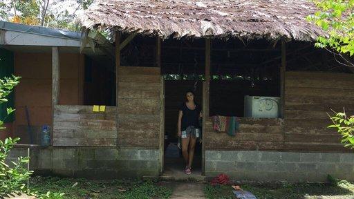 PCV house, Costa Rica