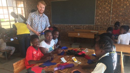 Marc Patterson is a Peace Corps Volunteer in South Africa.
