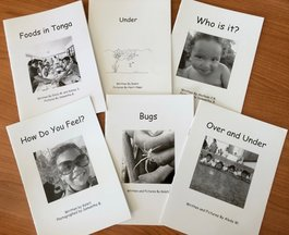 Sight Word Books from Tonga #2