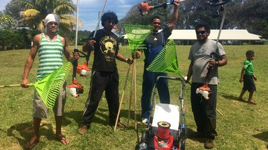 New tools for the community clean-up crew