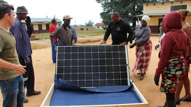 Unveiling Solar Panel