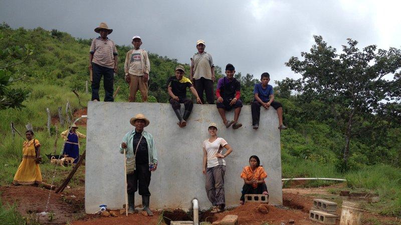 Panama water project
