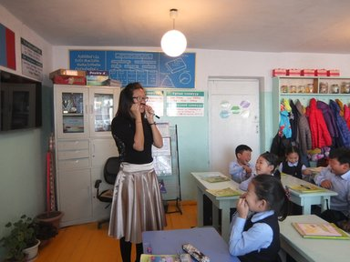 Jennifer Myung is a secondary education English teacher in Mongolia.