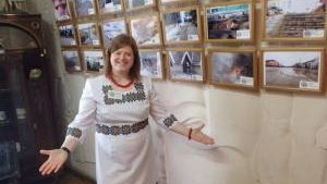 Katie Ridinger is a Peace Corps Response Volunteer in Ukraine.