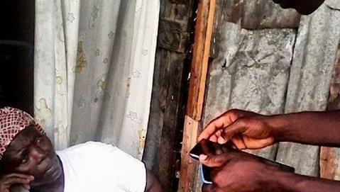 Ladji Benin malaria survey