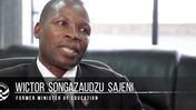 Legacy Project: Wictor Songazaudzu Sajeni, former Minister of Education in Malawi