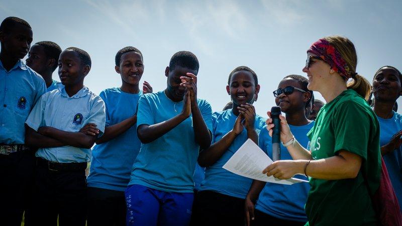 Peace Corps Rwanda Let Girls Ride Header