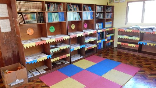 A learner-friendly school library in Tonga