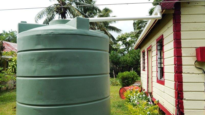 Tonga water project