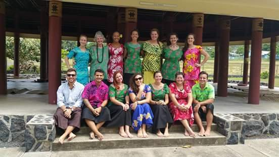 Samoa PCV Means to serve