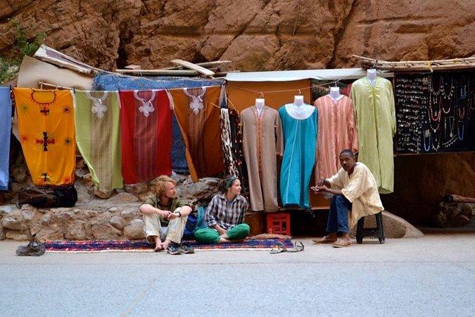 Ben Ogren was a Peace Corps Volunteer in Morocco.
